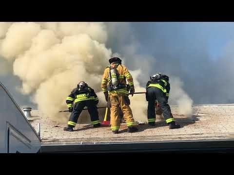East Contra Costa Fire Oakley March 11