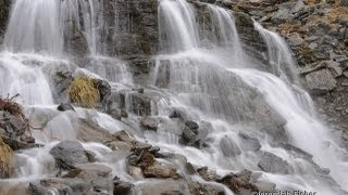 DSLR Basics - How to photograph waterfalls - Shutter Priority Mode - Long exposure Tutorial