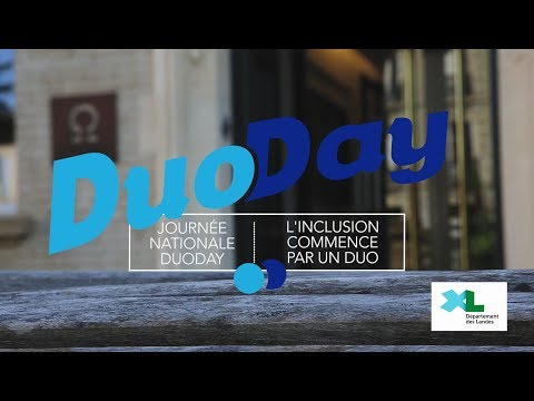 Journée nationale DuoDay, l'inclusion commence par un duo