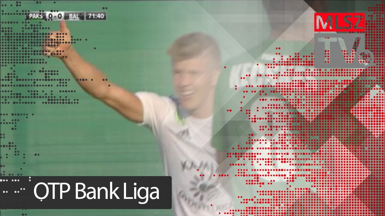 Paksi FC - Balmaz Kamilla Gyógyfürdő | 0-1 (0-0) | OTP Bank Liga | 32. forduló | 2017/2018