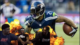 TOP 10 Marshawn Lynch CRAZY PLAYS! | HouseReacts