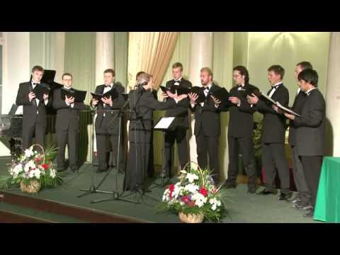Шереметевский мужской камерный хор