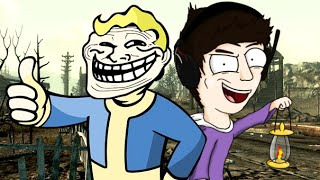 MOMENTI DIVERTENTI SU FALLOUT 4! *Re-upload*