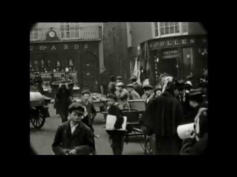 April/May 1902 - Visual Tour of Ireland (w/ added sound)