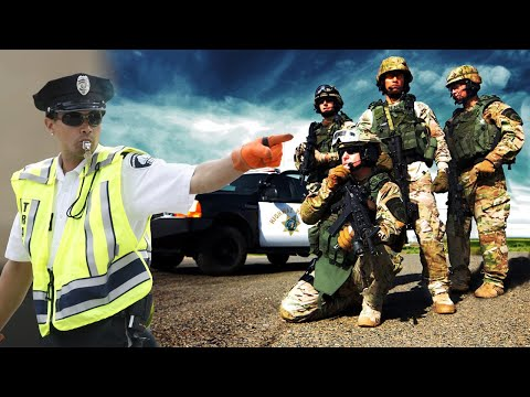 Best And WORST Divisions In A Police Department