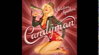 Christina Aguilera - Candyman   2006 RCA Records,