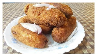 Kids Special Egg Roll [Arsha's Kitchen]