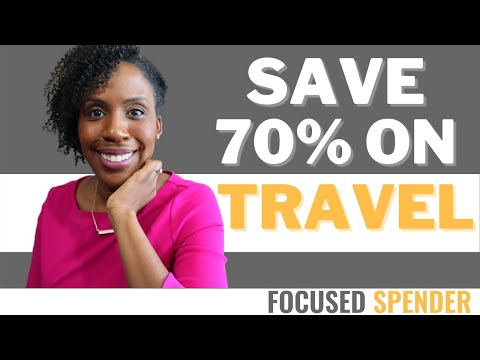 Low Cost Luxury Travel! 3 Budget Tips to Save 50%-70% off!