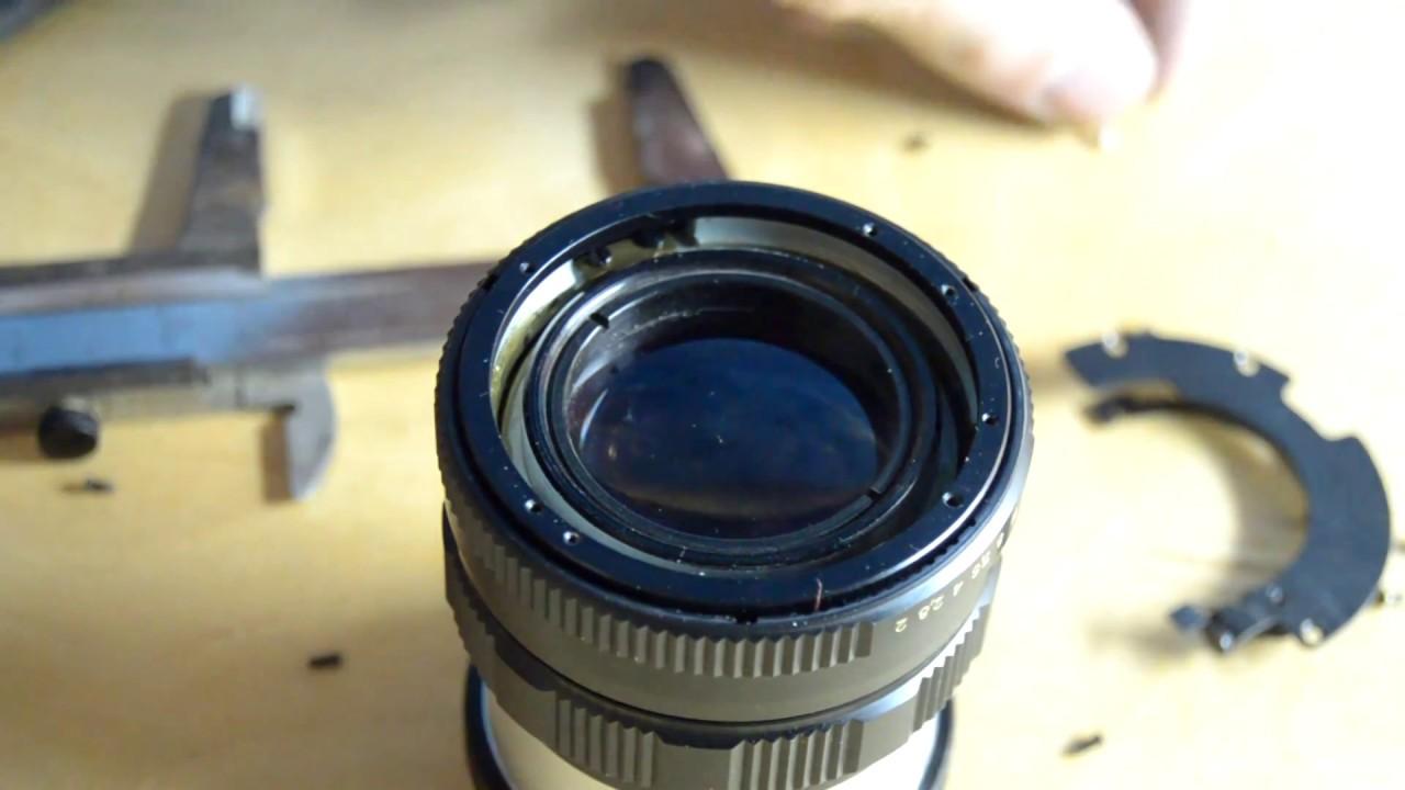 F-92 2/92 : гелиосообразный проекционник , ставим на Nikon (один из ранних моих способов)