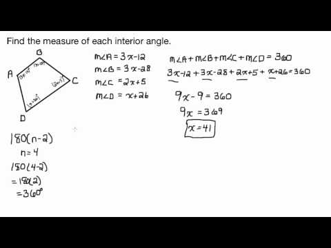 Image Gallery Interior Angle Calculator