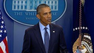 Obama addresses nation on the Orlando mass shooting