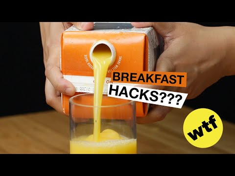 5 Easy Breakfast Tricks
