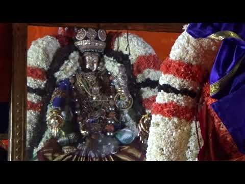 Sri Vedantha Desikar Devasthanam 2018 Nachiyar Thirukolam