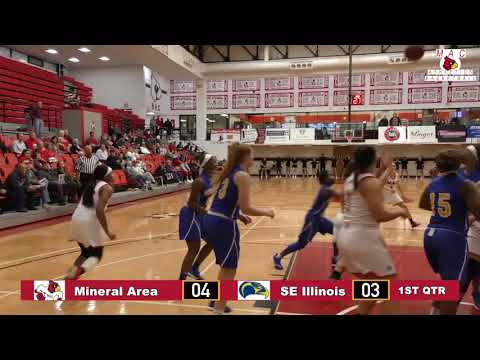 Mineral Area College Vs Southeastern Illinois - Women's Basketball - 11/1/ 2017