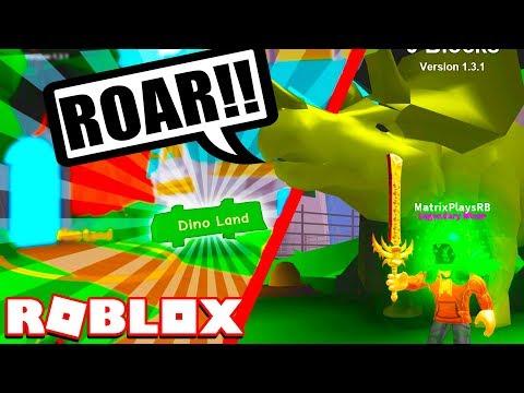 [Secret Codes] *NEW* DINO-LAND Update in Mining Simulator is EPIC! (Roblox Mining Simulator)