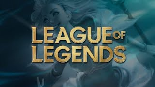 playing league of legends with my friends / kristangamerxz