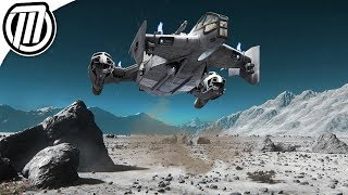 Star Citizen 3.0 - EXPLORING PLANETS - Gameplay Live Stream