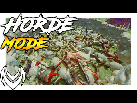 The Forest | HORDE SURVIVAL MODE