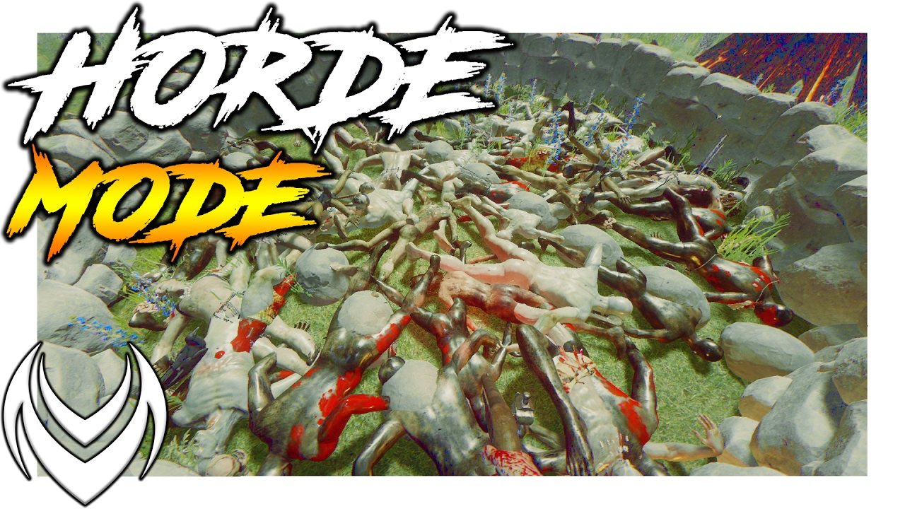 the forest how to get horde