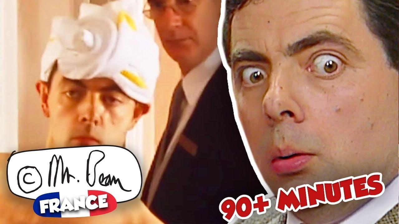 Problèmes d'hôtel 🤣 | Mr Bean Épisode Version Longue | Mr Bean France