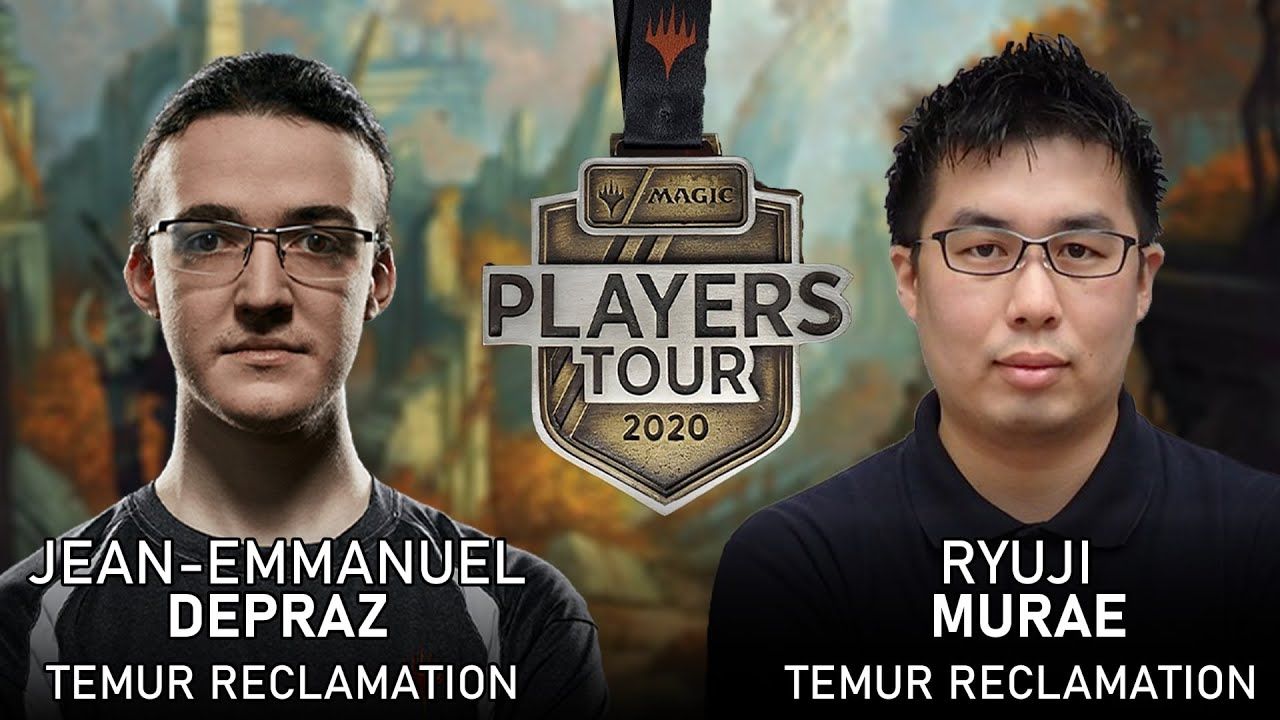 La FINAL Players Tour II de MAGIC 2020 🥇 comentada con Husky 🐺