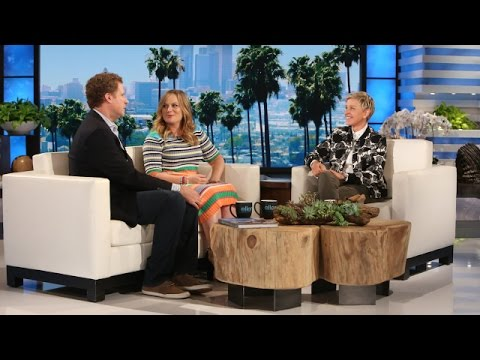 Will Ferrell and Amy Poehler on 'The House'