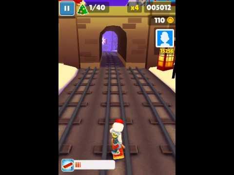 Скачать игру Subway Surfers London на Android