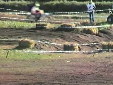 Nyvang Motocross: DM Sønderborg 1985 Part 1