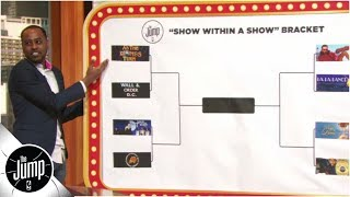 'Bays of Our Lives' vs. 'As the Kings Turn': The ultimate 'Show within a Show bracket'! | The Jump
