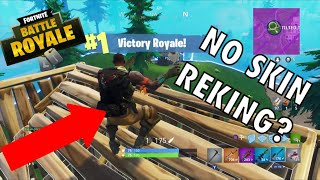 NO SKIN REKING | FORTNITE | RAVEN GLY