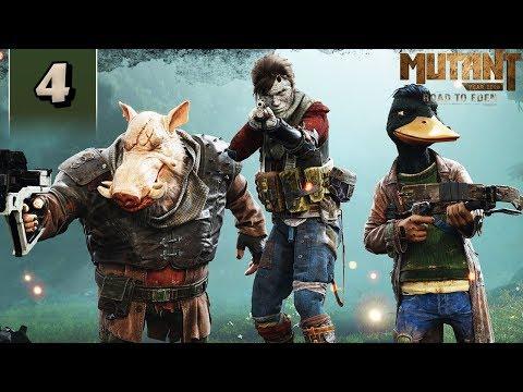 Mutant Year Zero: Road to Eden - Part 4 [Full Release Gameplay]