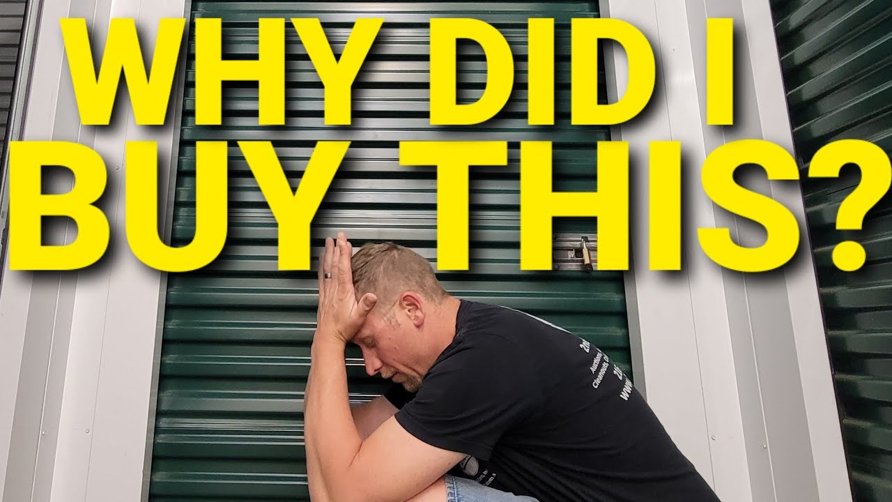 Did I Overpay For An Online Abandoned Storage Unit? Mystery Unboxing! - I bought Locker At Auction