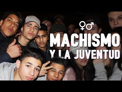 MACHISMO y la juventud