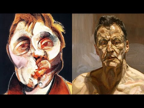 Lucian Freud  Francis Bacon - Love and Hate