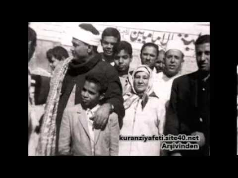 Abdulbasit Abdussamed Ahkaf Suresi 21 35) Muhammed Suresi (1 9) Suudi Arabia Radio