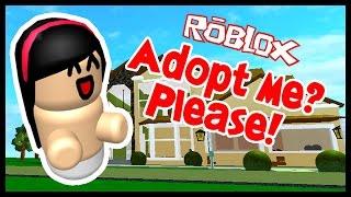ADOPT AND RAISE A CUTE KID! - Roblox - #2