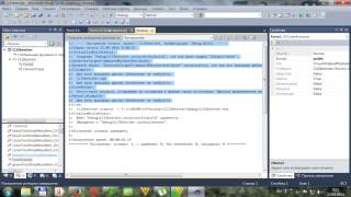 CLI C++ создание меню и панени инструментов