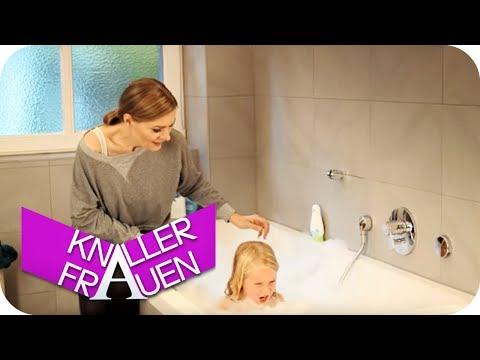 Ich will keine Haare waschen!   Knallerfrauen mit Martina Hill