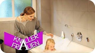 Ich will keine Haare waschen! [subtitled] | Knallerfrauen mit Martina Hill