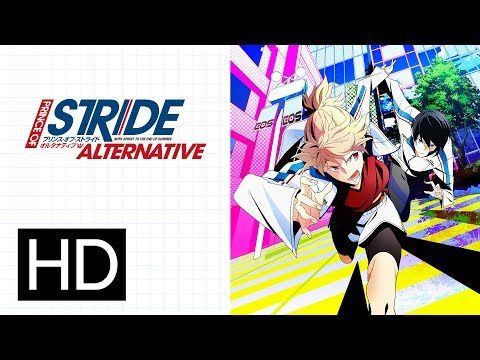 Prince of Stride Complete Series - Official Trailer