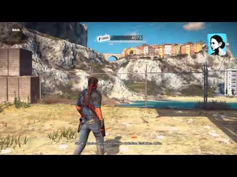 Just Cause 3 - Primera hora de gameplay!! En Español :D - Vieja Gabba Gabba Hey