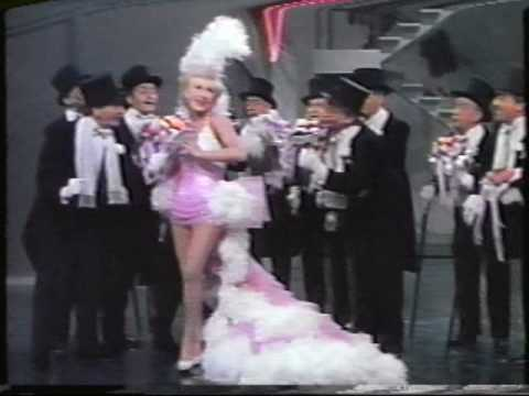 Betty Grable - Meet Me After The Show (lead dance number)