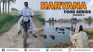 UNSEEN HARYANAVI Food Series I Earthy, Simple, Traditional and Rustic food of Haryana  Season 1