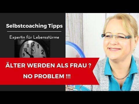 Älter werden als Frau? No Problem!!! / 3 TOP Tipps / Margit List