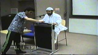 Prof. Mahmud Esad Coşan - Monash Universitesi Aile Kamp Sohbetleri #5 05-01-1991