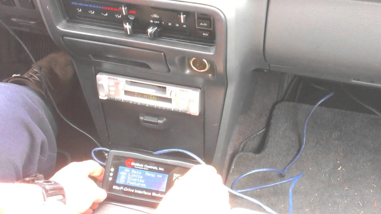 Mazda MX6 Day 125 Video 036 Nov 1 2014