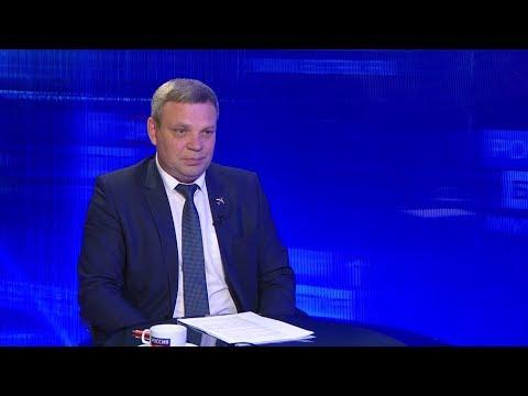 Гость в студии - Генеральный директор ООО «Аэропорт Байкал», Евгений Сивцов
