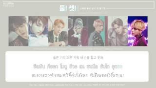 Cover images [Karaoke Thaisub] BTS (방탄소년단) - 2! 3! (둘! 셋 , 그래도 좋은 날이 더 많기를) #oo_cotton