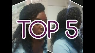5 More Tips for Growing Long 4c Natural Hair!