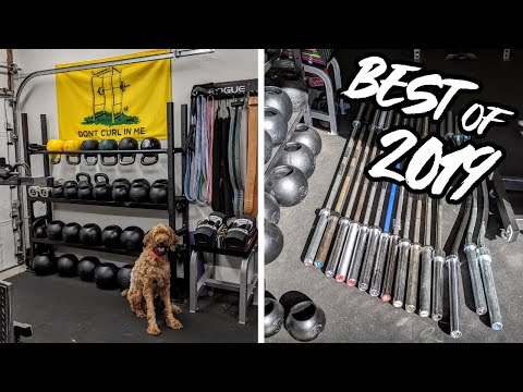My Favorite Fitness Equipment of 2019!